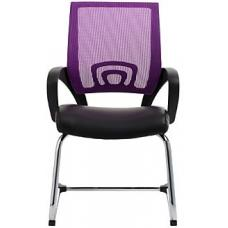 View Visitors Purple Chair  - D119A01P