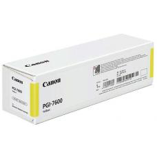 Canon PGI7600 Yellow Ink Tank 6,600 pages - PGI7600Y
