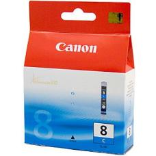 Canon CLI8C Cyan Ink Cartridge 62 pages - CLI8C