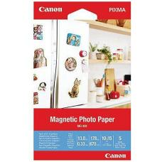 Canon Magnetic Photo Paper 5 Sheets - MG-101