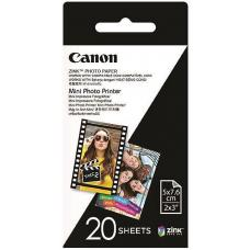 Canon Mini Photo Printer Paper 20 sheets - MPPP20