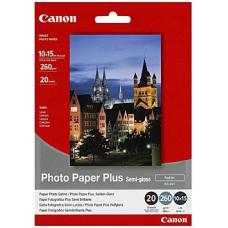 Canon 4x6 260gsm Semi Gloss 20 Sheets - SG2014X6