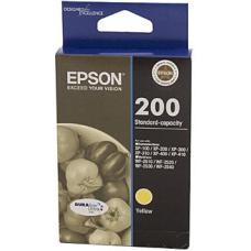 Epson 200 Yellow Ink Cartridge 165 pages - C13T200492