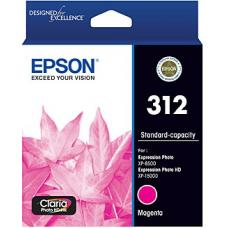 Epson 312 Magenta Ink Cartridge  - C13T182392