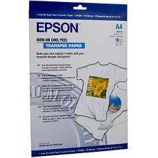 Epson Iron on Transfers 10 sheets - C13S041154