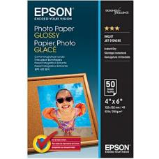 Epson S042547 4x6 Glossy Photo 50 sheets - C13S042547