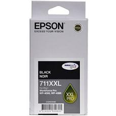 Epson 711XXL Black Ink Cartridge 3,400 pages - C13T675192