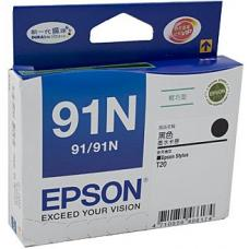 Epson 91N Black Ink Cartridge 180 pages - C13T107192