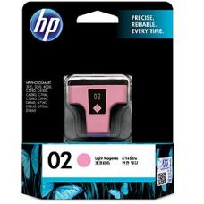 HP #02 Light Magenta Ink C8775WA 350 pages - C8775WA