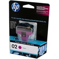 HP #02 Magenta Ink Cartridge C8772WA 350 pages - C8772WA