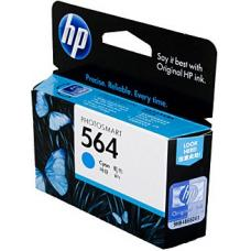 HP #564 Cyan Ink Cartridge CB318WA 300 pages - CB318WA