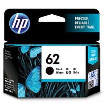 HP #62 Black Ink C2P04AA 200 pages - C2P04AA