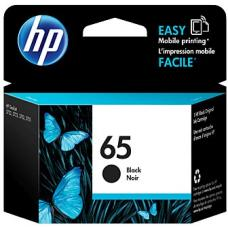 HP #65 Black Ink N9K02AA 120 pages - N9K02AA