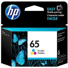HP #65 Tri Colour Ink N9K01AA 100 pages - N9K01AA