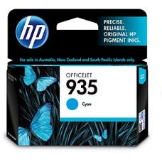 HP #935 Cyan Ink C2P20AA 400 pages - C2P20AA