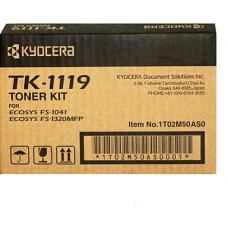 Kyocera TK1119 Toner Kit 1,600 pages - TK-1119