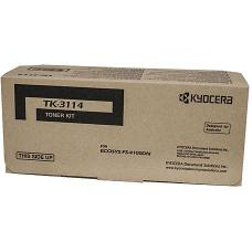 Kyocera TK3114 Toner Kit 15,500 pages - TK-3114