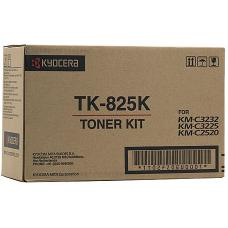 Kyocera TK825 Black Toner 15,000 pages - TK-825K