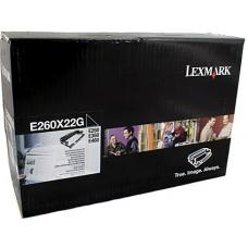 Lexmark E260X22G Photoconductor 30,000 pages - E260X22G