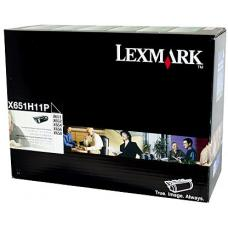 Lexmark X651H11P HY Prebate Cartridge 25,000 pages - X651H11P