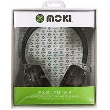Moki ExoPrime BT Headphone Black  - ACC HPEXPRI