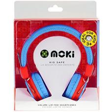 Moki Kids Safe - Blue & Red  - ACC HPKSBR