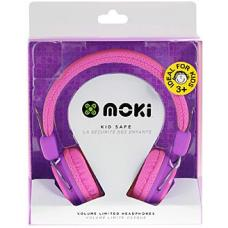 Moki Kids Safe - Pink & Purple  - ACC HPKSPP