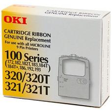 Oki Ribbon 100/320 Series approx 3M characters - 44641501