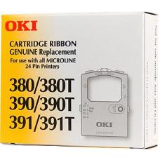 Oki Ribbon 380/390/391 Series approx 3M characters - 44641601