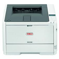 Oki B432DN Mono Printer  - 45762013