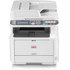 Oki MB472DNW Mono Multifunction Printer  - 45762103
