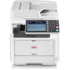 Oki MB492DN Mono Multifunction Printer  - 45762113