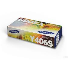 Samsung CLTY406S Yellow Toner 1,000 pages - SU464A
