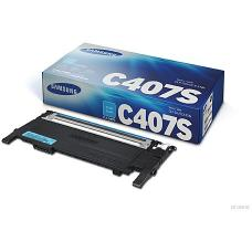 Samsung CLTC407S Cyan Toner 1,000 pages - ST998A