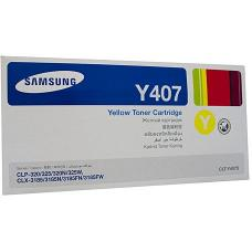 Samsung CLTY407S Yellow Toner 1,000 pages - SU476A