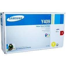 Samsung CLTY409S Yellow Toner 1,000 Pages - SU484A