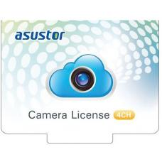 Asustor NVR 4 Channel Camera Licenses for Surveillance Center Digital Version AS-SCL04