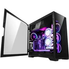 Antec P120 Crystal Tempered Glass ATX, E-ATX, Powerful Heat Dissipation, VGA Holder, Horizontal and Vertical Scalability, Slide Panel, Gaming Case P120 CRYSTAL