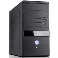 Aywun 204 mATX Business Corporate Case with 500w PSU 24PIN ATX, 1x USB3+1x USB2 HD Audio. 2 Yrs Warranty A1-204