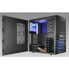 Casecom KM9939 Black Case 600W USB3.0+USB2.0, Supports ATX MB KM-9939