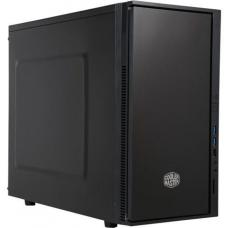 Coolermaster Silencio 352. mATX, SD Card Reader, 2x USB3.0 +1x USB2.0, No PSU. Silent Operation Case SIL-352M-KKN1