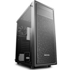 Deepcool E-Shield E-ATX PC Case, Tempered Glass Side Panel E-SHIELD