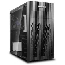 Deepcool MATREXX 30 Full Tempered Glass Side Panel M-ATX Case, 1x 120mm Black Fan, Graphics Card Up To 250mm MATREXX 30