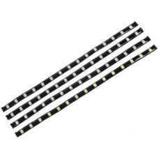 Silverstone LS01 Azure Blue LED Strip, 15x LED, 30cm, 12v G560LS01A000020