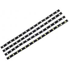 Silverstone LS01 White LED Strip, 30cm, 15x LED. 12v G560LS01W000020