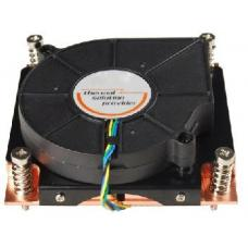 TGC Chassis Accessory 1U Universal CPU Active Cooler (Full Copper) for 775/1155/1366/2011/1151/1150 TGC-1U-U-A