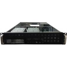 TGC Rack Mountable Server Chassis 2U 550mm Depth, 1x Ext 5.25' Bay, 9x Int 3.5' Bays, 7x Low Profile PCIE Slots, ATX MB, 2U PSU TGC-20550