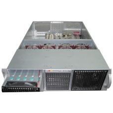 TGC Rack Mountable Server Chassis 3U 650mm Depth with 14x3.5' HDD cages and ATX PSU Window - no PSU TGC-39650G