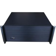 TGC Rack Mountable Server Chassis 4U 390mm Depth, 5x Int 3.5' Bays, 7x Full Height PCIE Slots, ATX PSU/MB TGC-43901-USB3.0