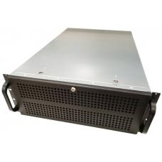 TGC Rack Mountable Server Chassis 4U 650mm Depth, 3x Ext 5.25' Bays, 10x Int 3.5' Bays, 4x Int 3.5' Bays, 7x Full Height PCIE Slots, ATX PSU/MB TGC-44650